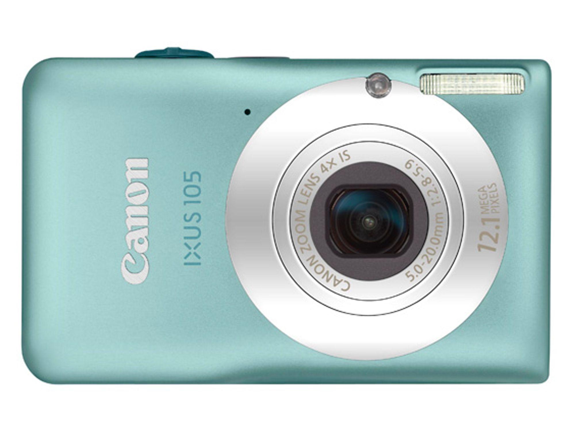 Canon Ixus 105.