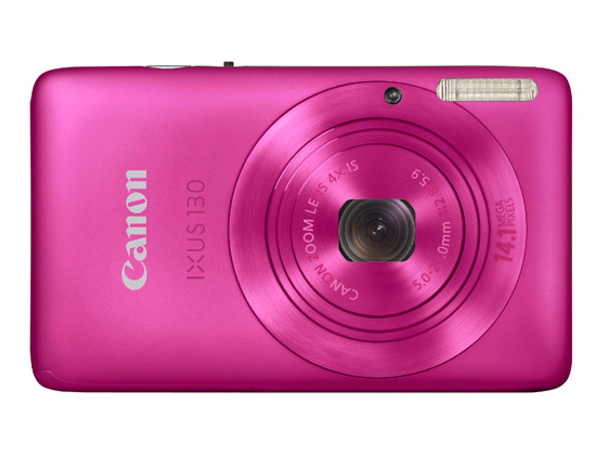 Canon Ixus 130.