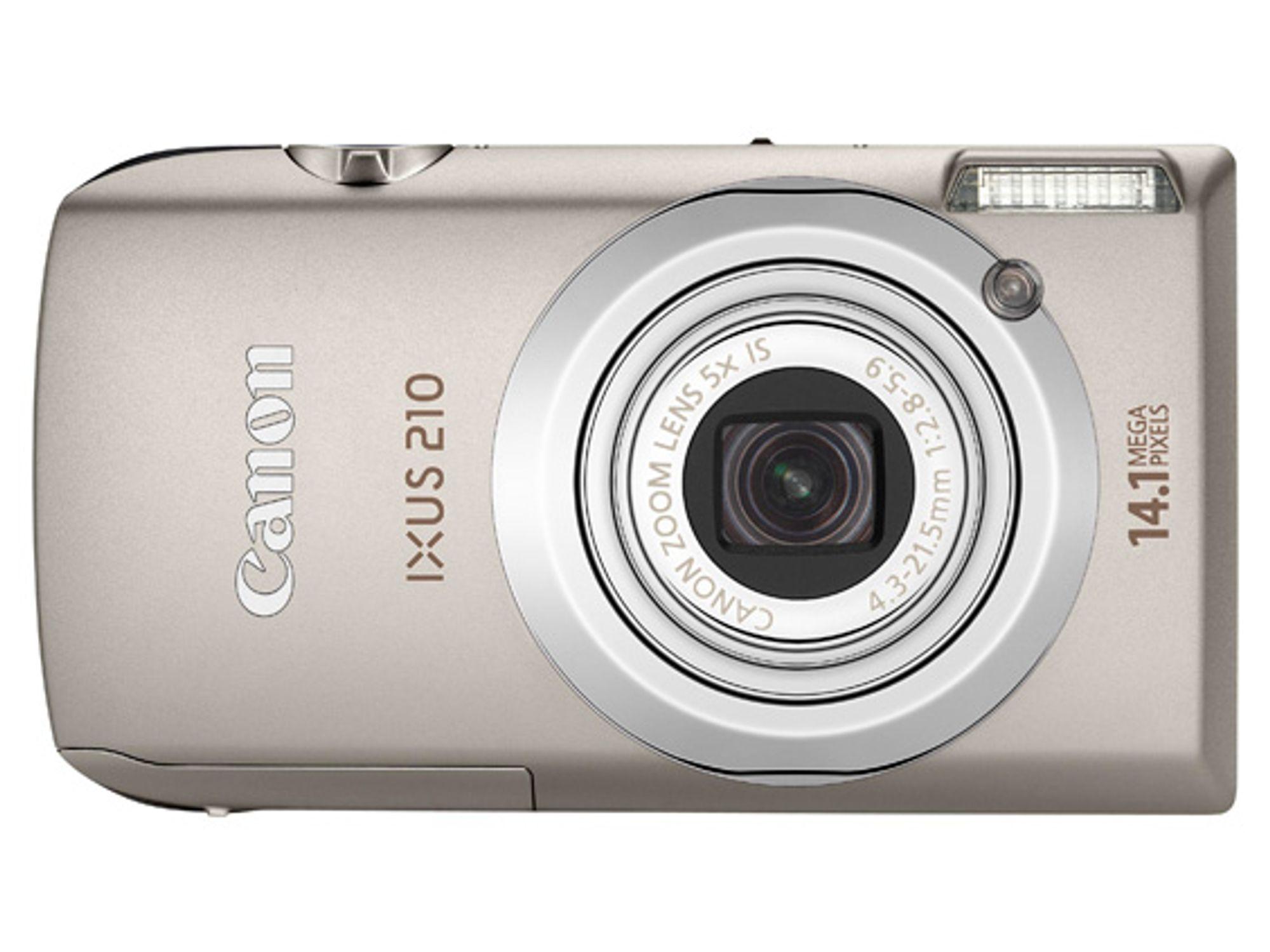 Canon Ixus 210.