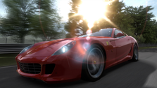 Kjør Ferrari i Need for Speed: Shift