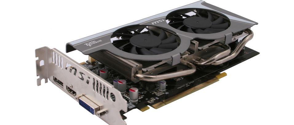 TEST: MSI Radeon HD 5770 Hawk