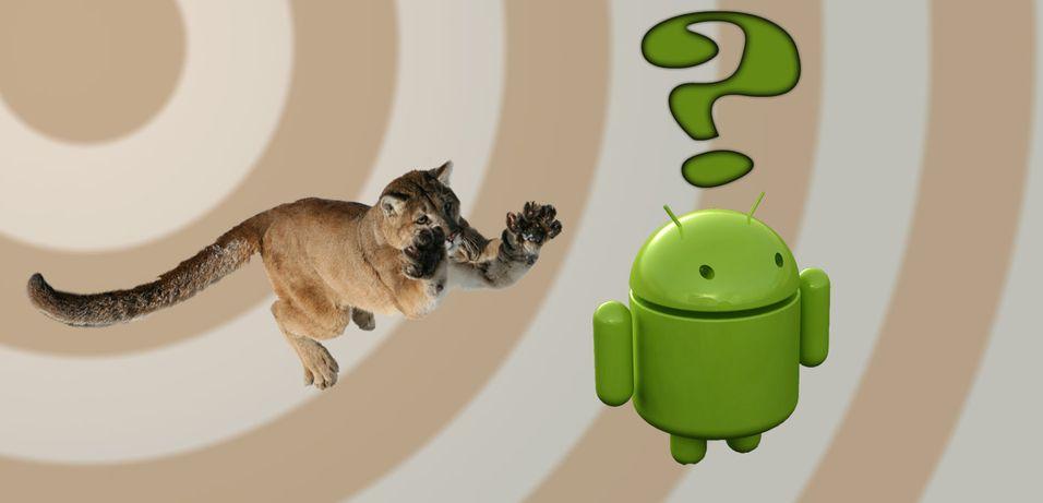 Mystisk mobiltelefon fra Puma