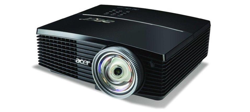 Acer S5200: 3D-støtte, men ikke full HD