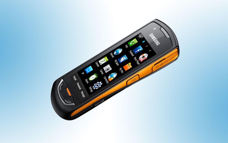 Samsung Monte er en rimelig trykkskjermtelefon (Foto: Samsung)