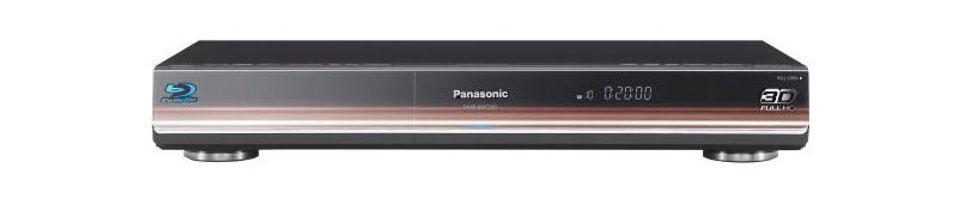 Panasonic DMP-BDT300: 3D-støtten er på plass