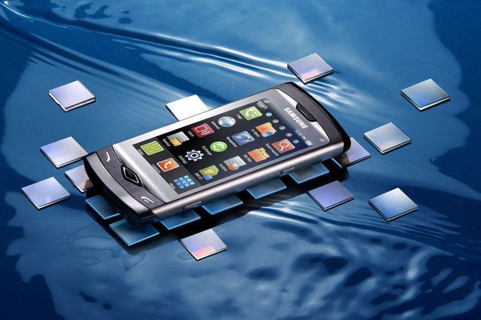 SNIKTITT: Samsung S8500 Wave