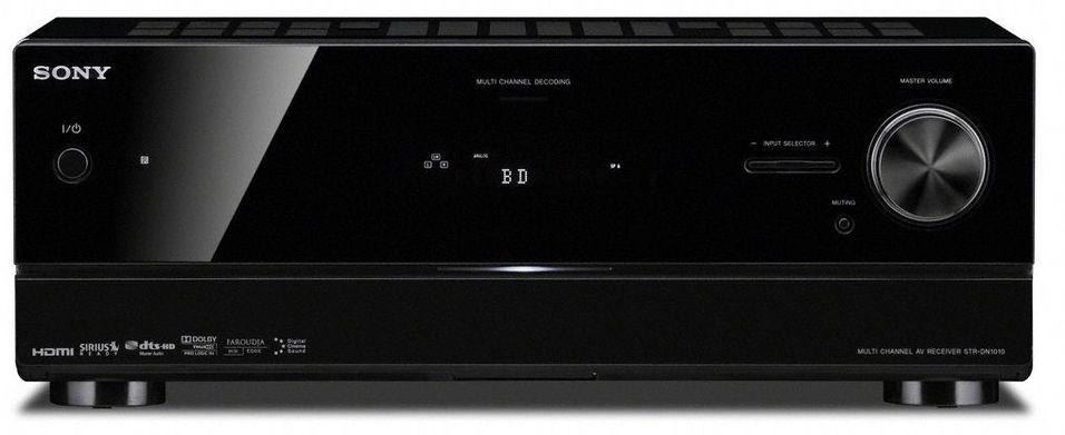 Sony STR-DN1010: HDMI 1.4 er på plass