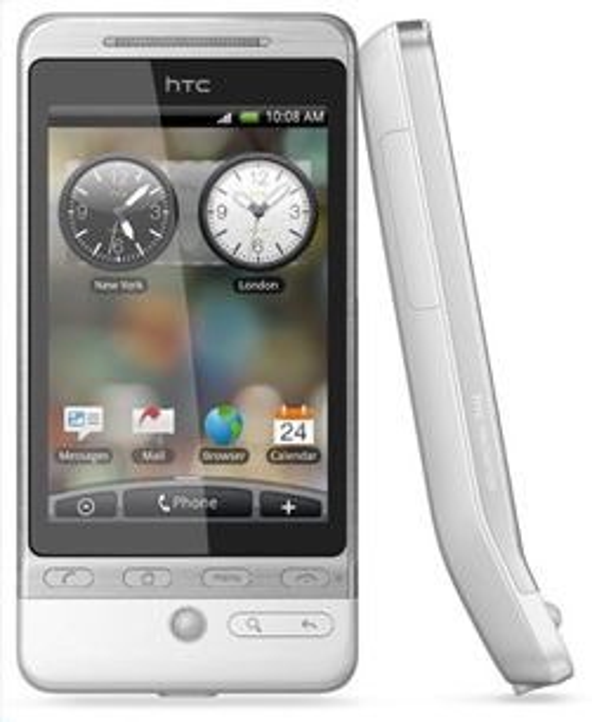 HTC Hero. (Foto: HTC)