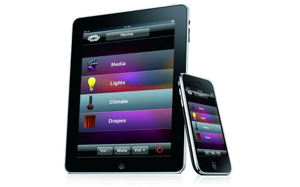 Apple Ipad: Har potensiale til å bli en universal-fjernkontroll for hjemmet?