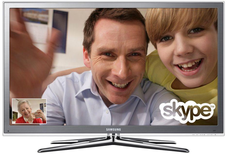 Skype i HD: Snart på en TV nær deg