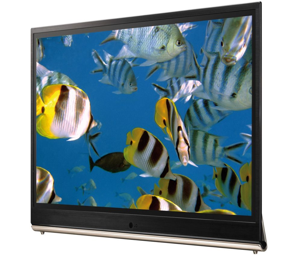 LG: 15EL9500: LGs første og verdens største i salg