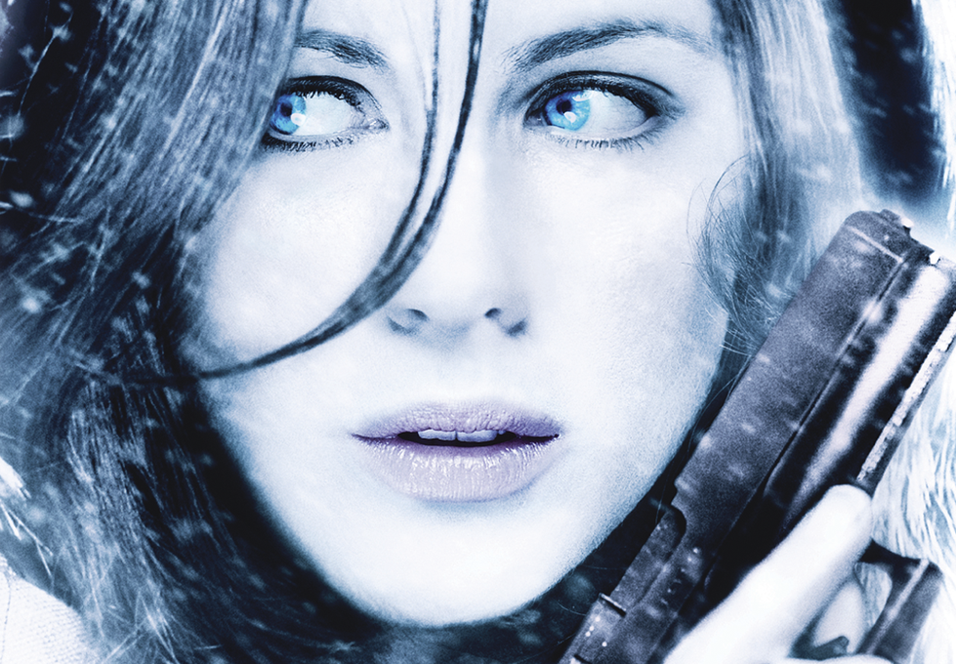 Kate Beckinsale som Carrie Stetko i Whiteout.