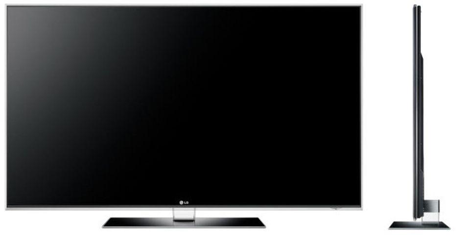 LG LX9900: Full pakke, men blir ikke billig