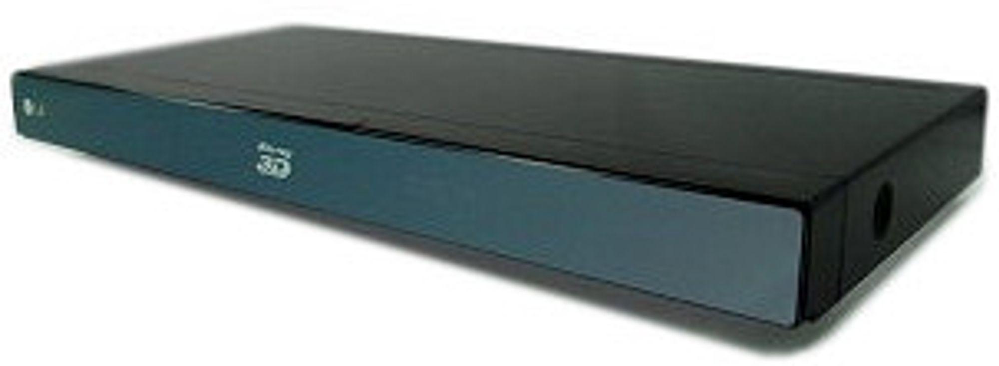 3D-Blu-ray: LG BX580
