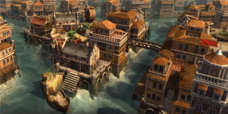 ANMELDELSE: Anno 1404: Venice