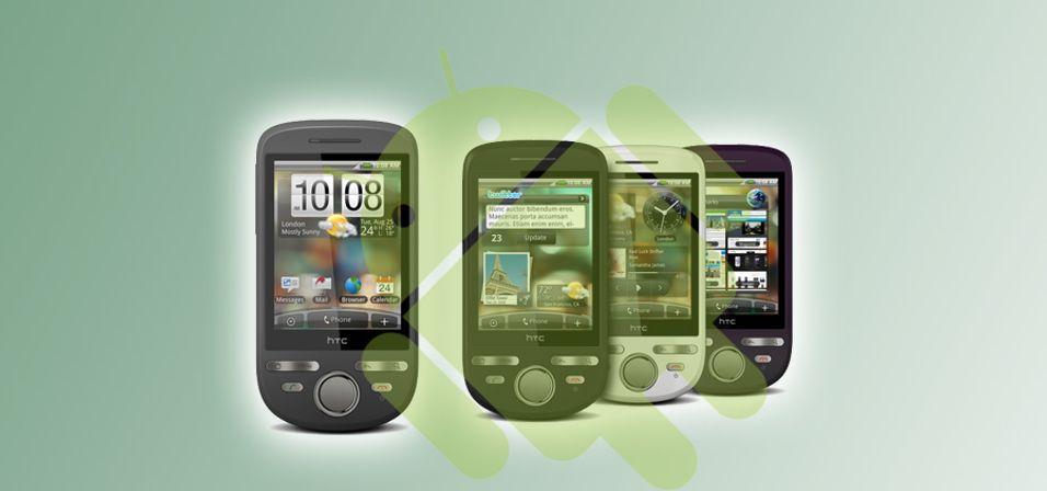 HTC Tattoo blir oppgradert
