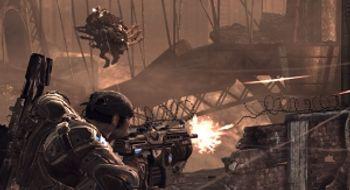 Gears of War 3 i april 2011?