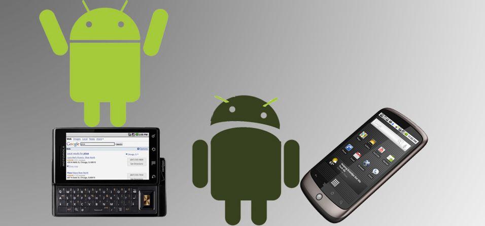 Nexus One selger ikke