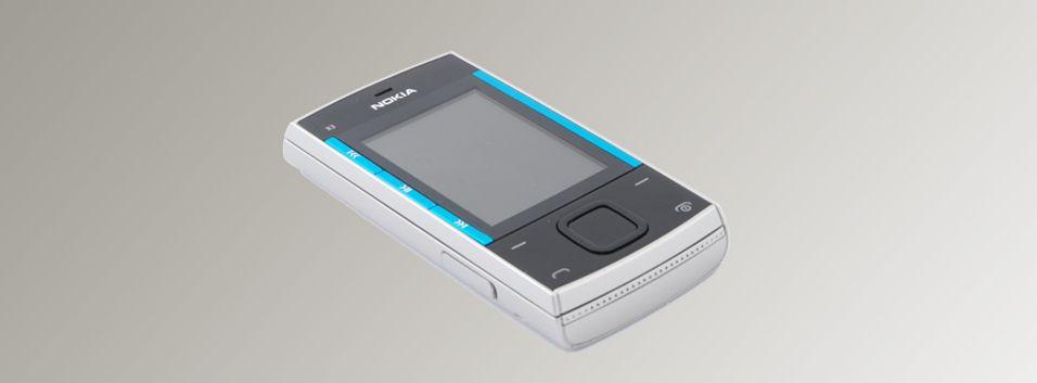 TEST: Nokia X3