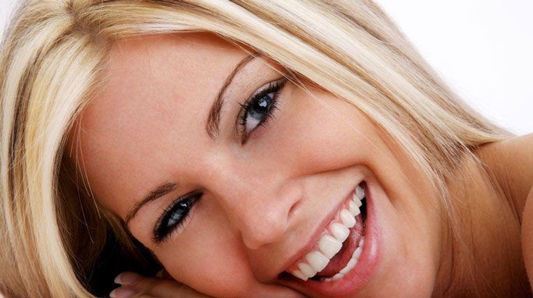 Fresh blondine