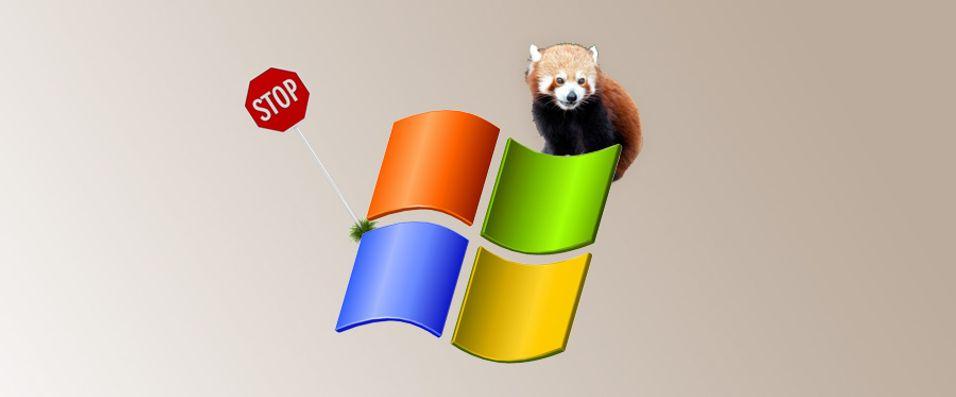 Ingen Firefox til Windows-telefoner  ennå