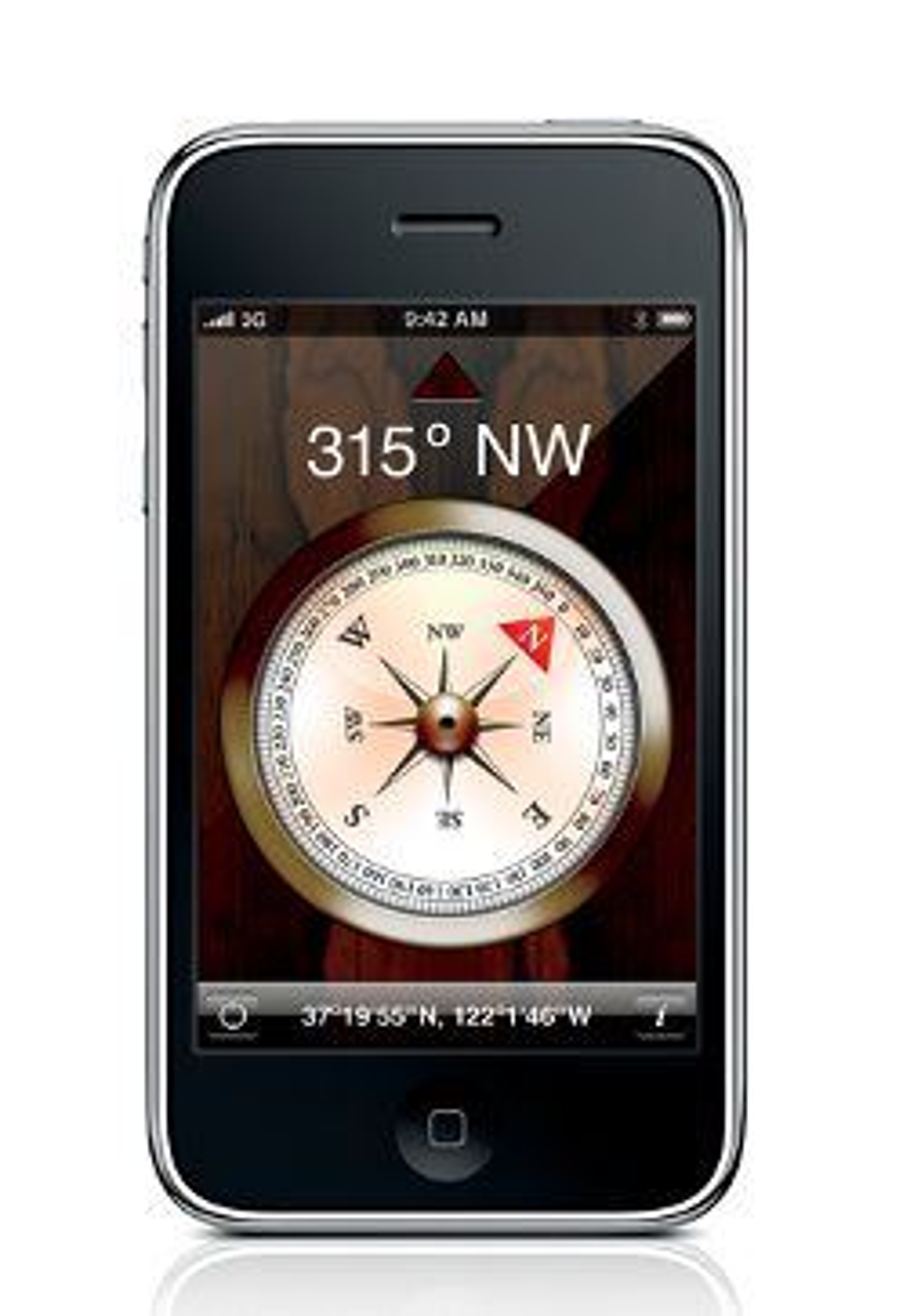 Iphone tok verden med storm, og etterhvert fikk den også GPS, kompass og raskere hastigheter i mobilnettet.
