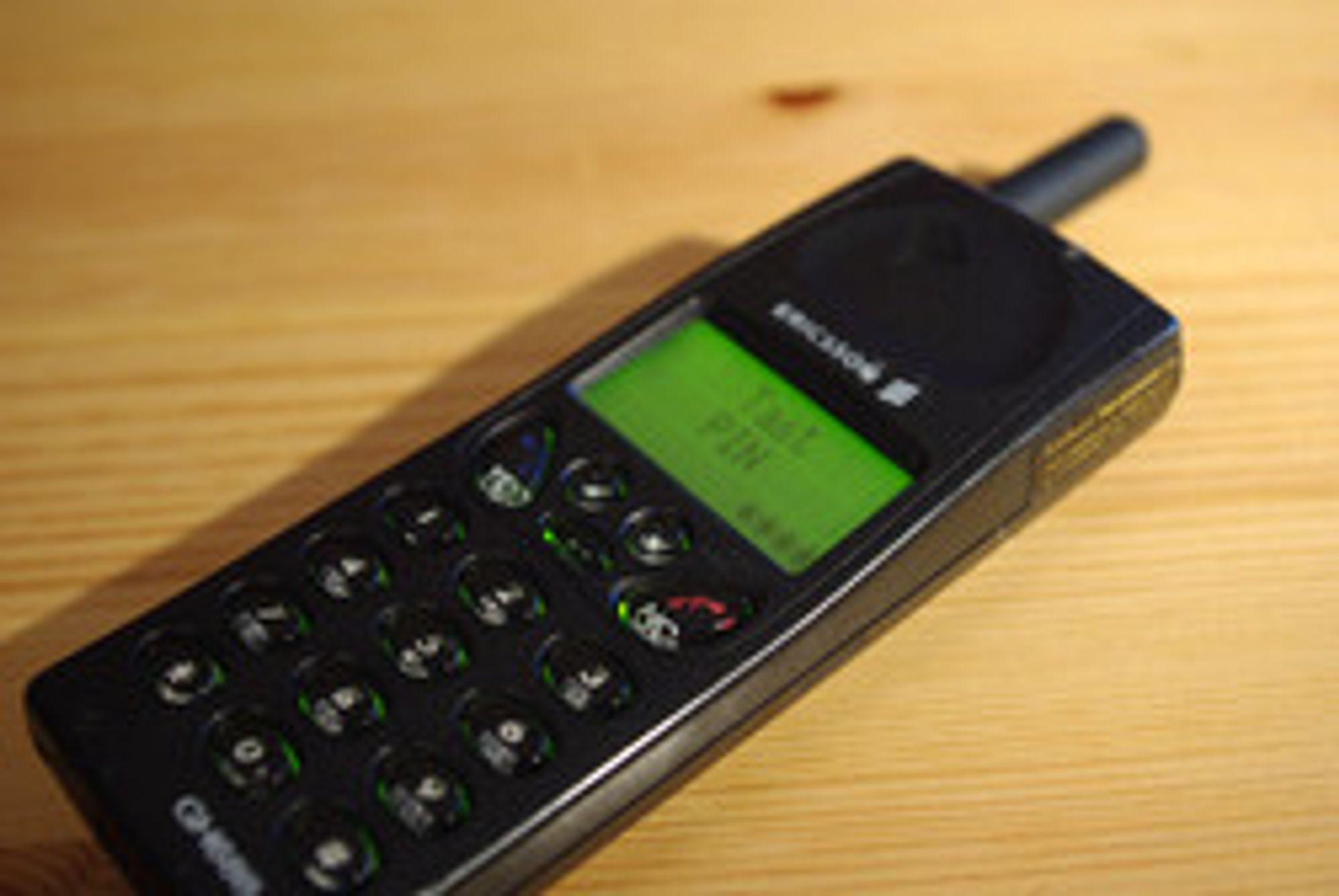 Mobiltelefoner er ikke lenger det de en gang var.