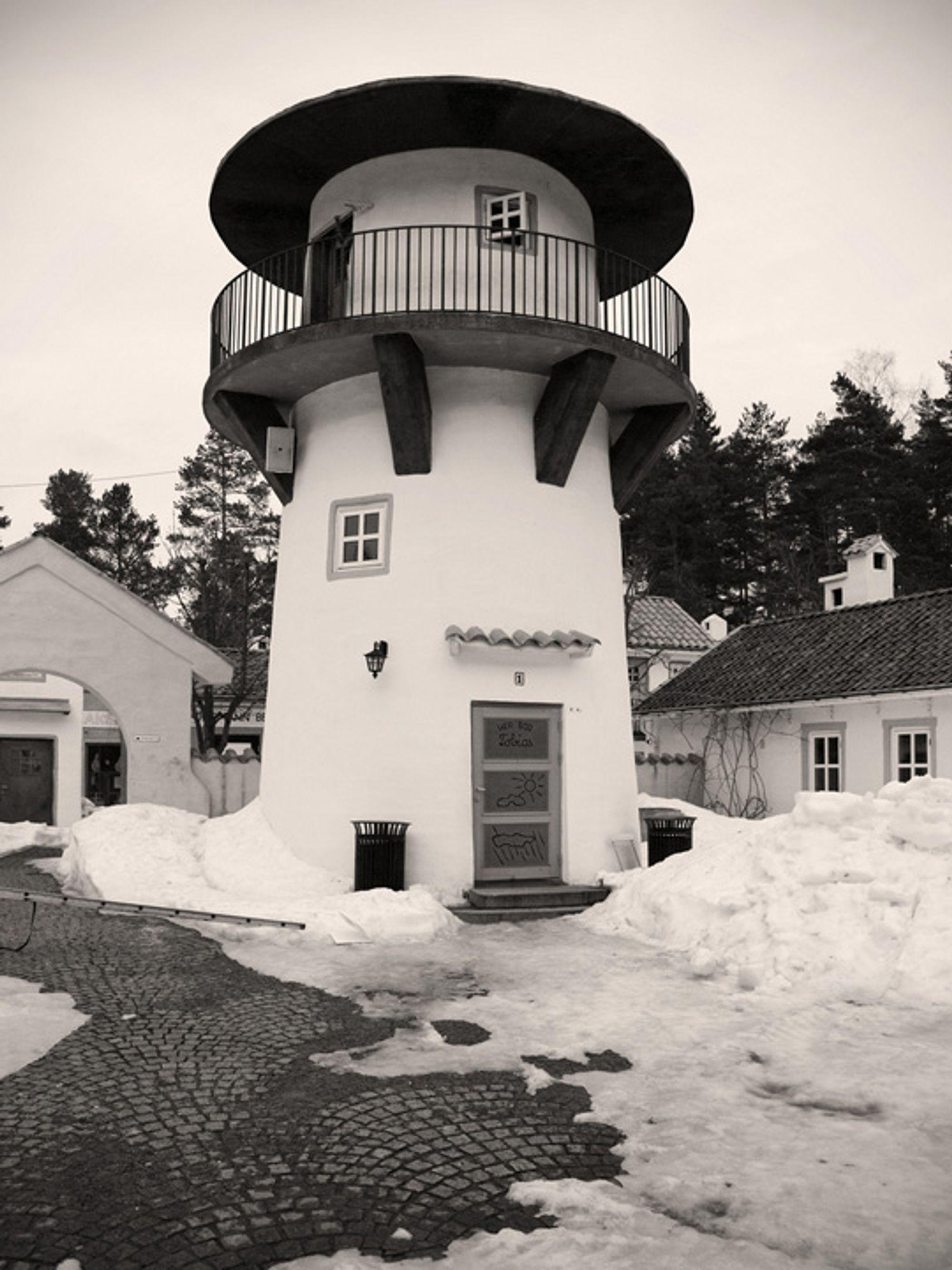 Tårn uten Tobias. Foto: tomsi42