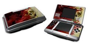 Nintendo DS Skin - Facing Death