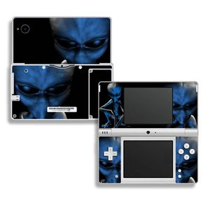 Nintendo DSi Skin - Cobalt Abduction