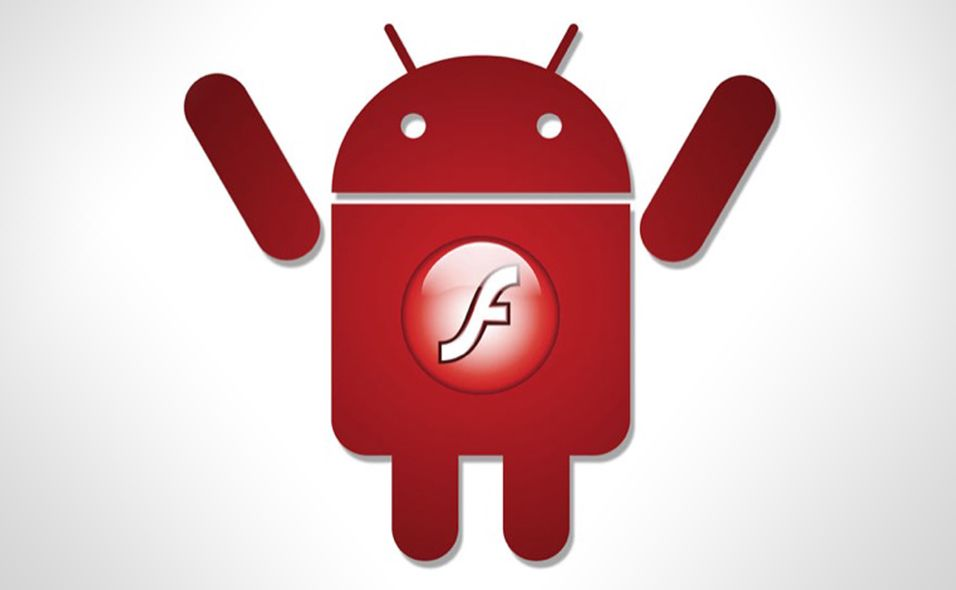 Flash snart klar for Android