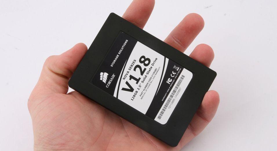 TEST: Corsair Nova 128 GB