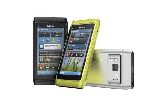 Nokia N8 er blant de beste kameramobilene, men selv den har ikke de samme mulighetene som et kamera har.