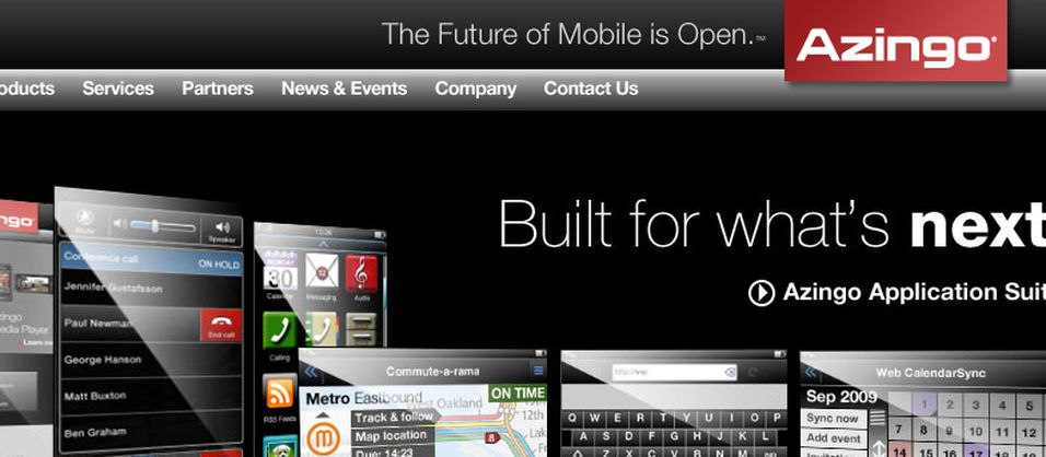 Motorola kjøper operativsystem