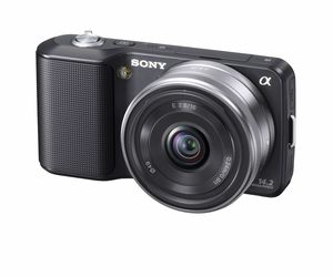Sony NEX 3 får ny firmware.