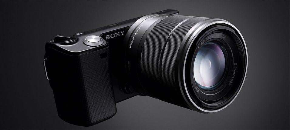 Ny dimensjon til speilløse kameraer