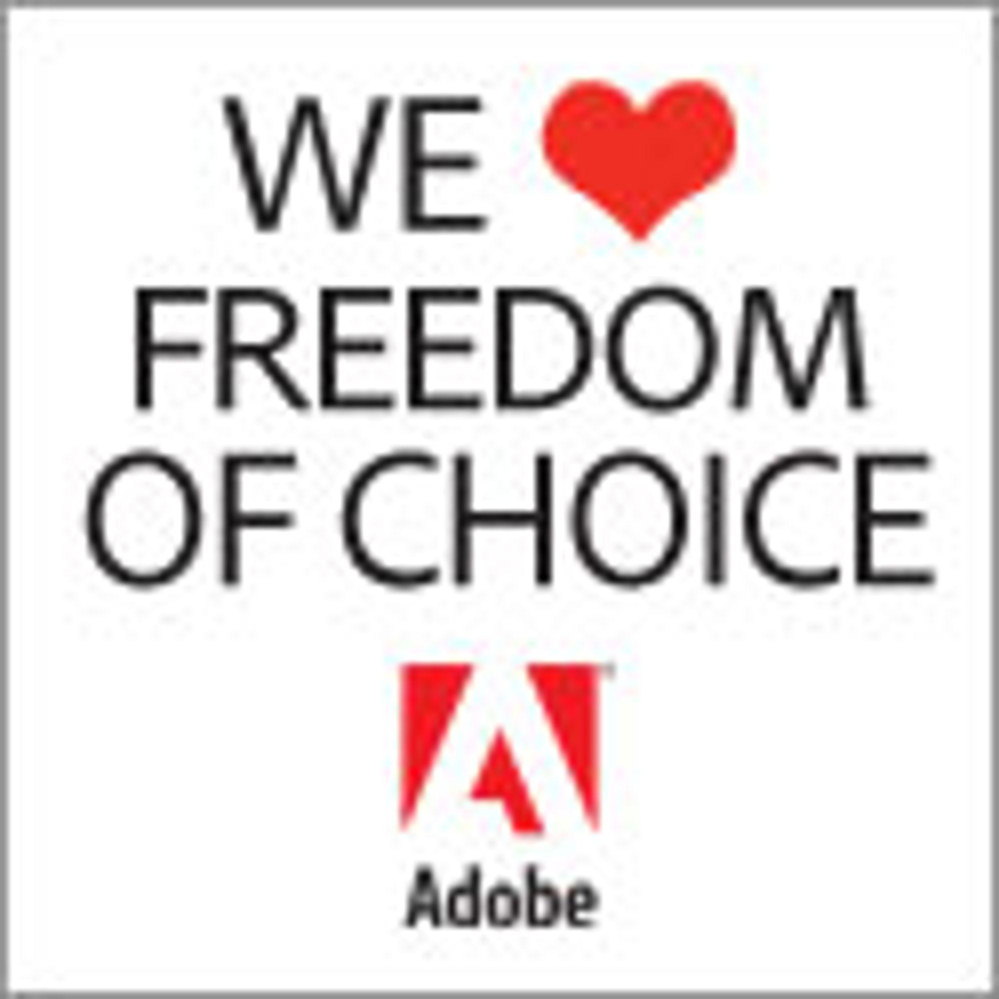 Adobes siste stikk mot Apples mangel på Flash-støtte.
