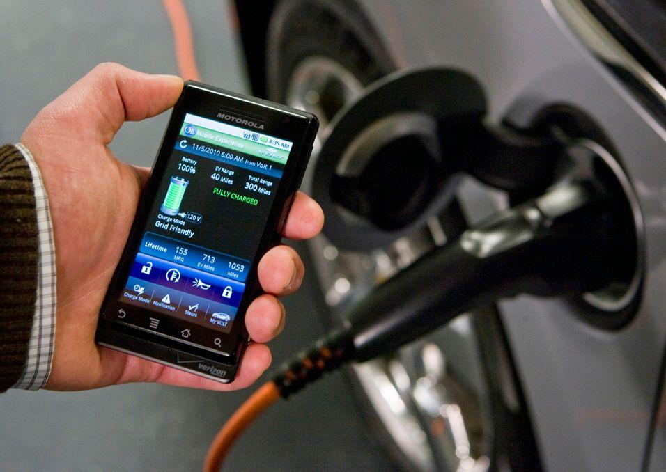 Slik kan du styre bilen med Android