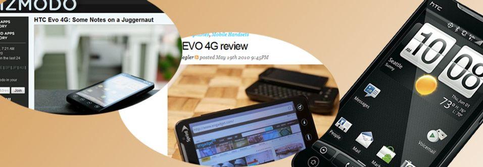 - Vi elsker Evo 4G
