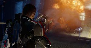 Lader opp til Mass Effect 3