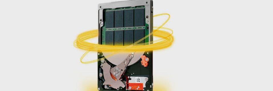 Seagate lanserer SSD/HDD-hybrid