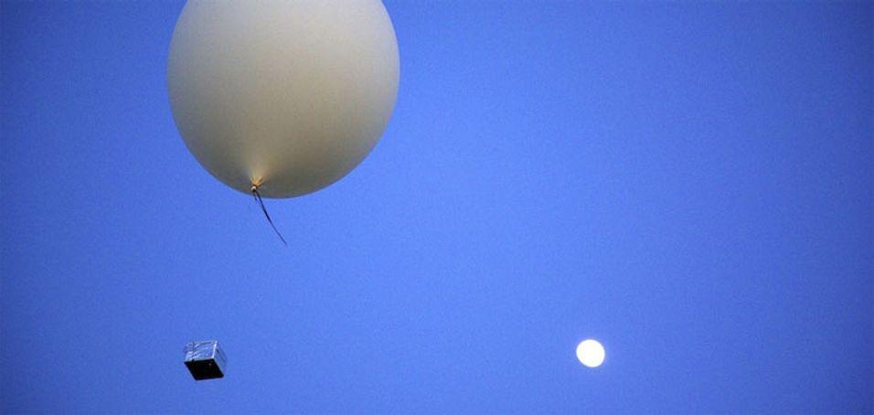 Jeg vil ha en værballong...