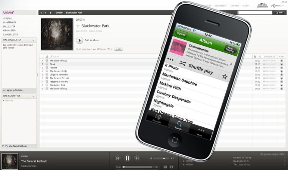 Spotify for mobilen får flere muligheter