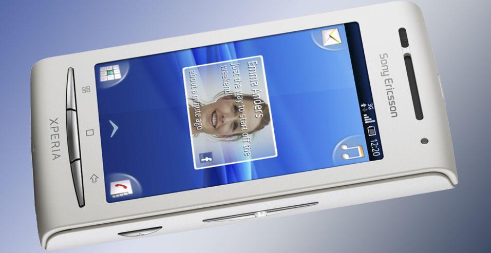 Mobildryss fra Sony Ericsson