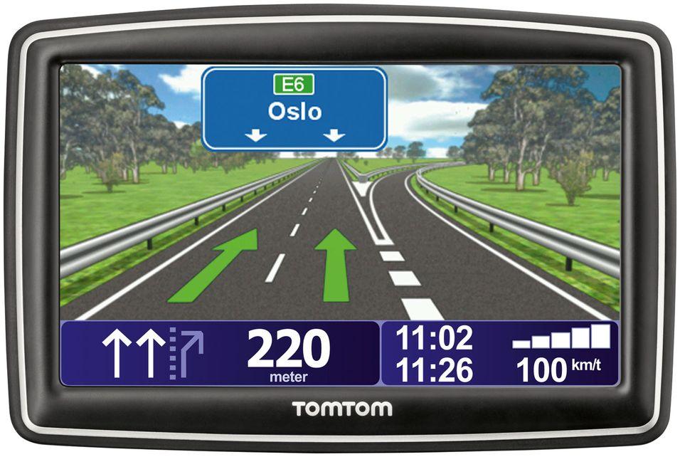 TEST: Tomtom XXL IQ Routes