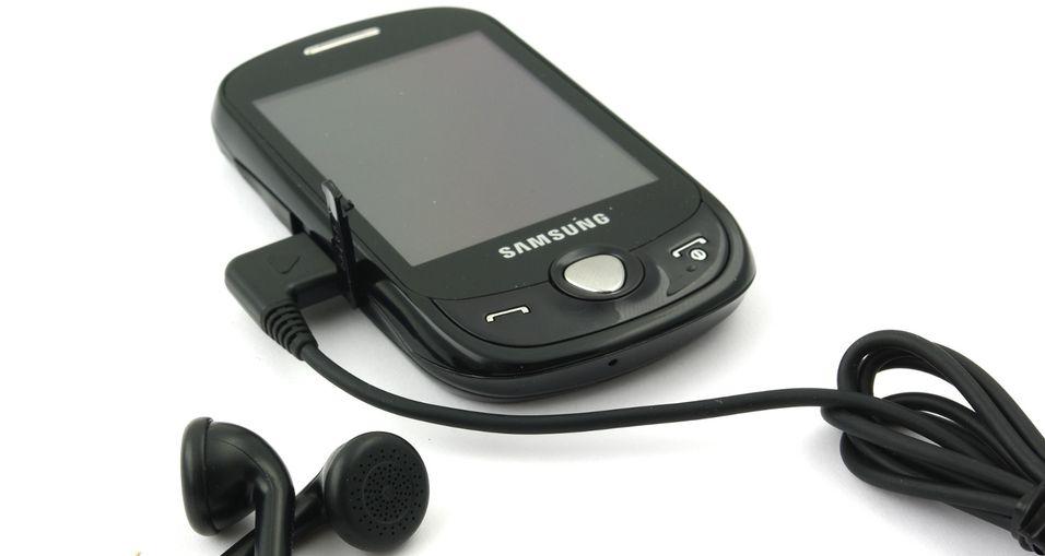 TEST: Samsung C3510 Genoa