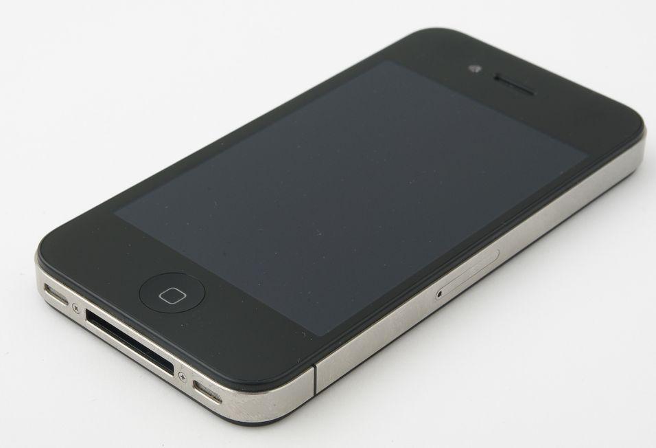Iphone 4 har minst feil