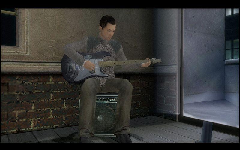 Fahrenheit Demo screenshot.
