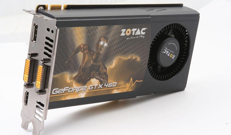 TEST: Zotac Geforce GTX460