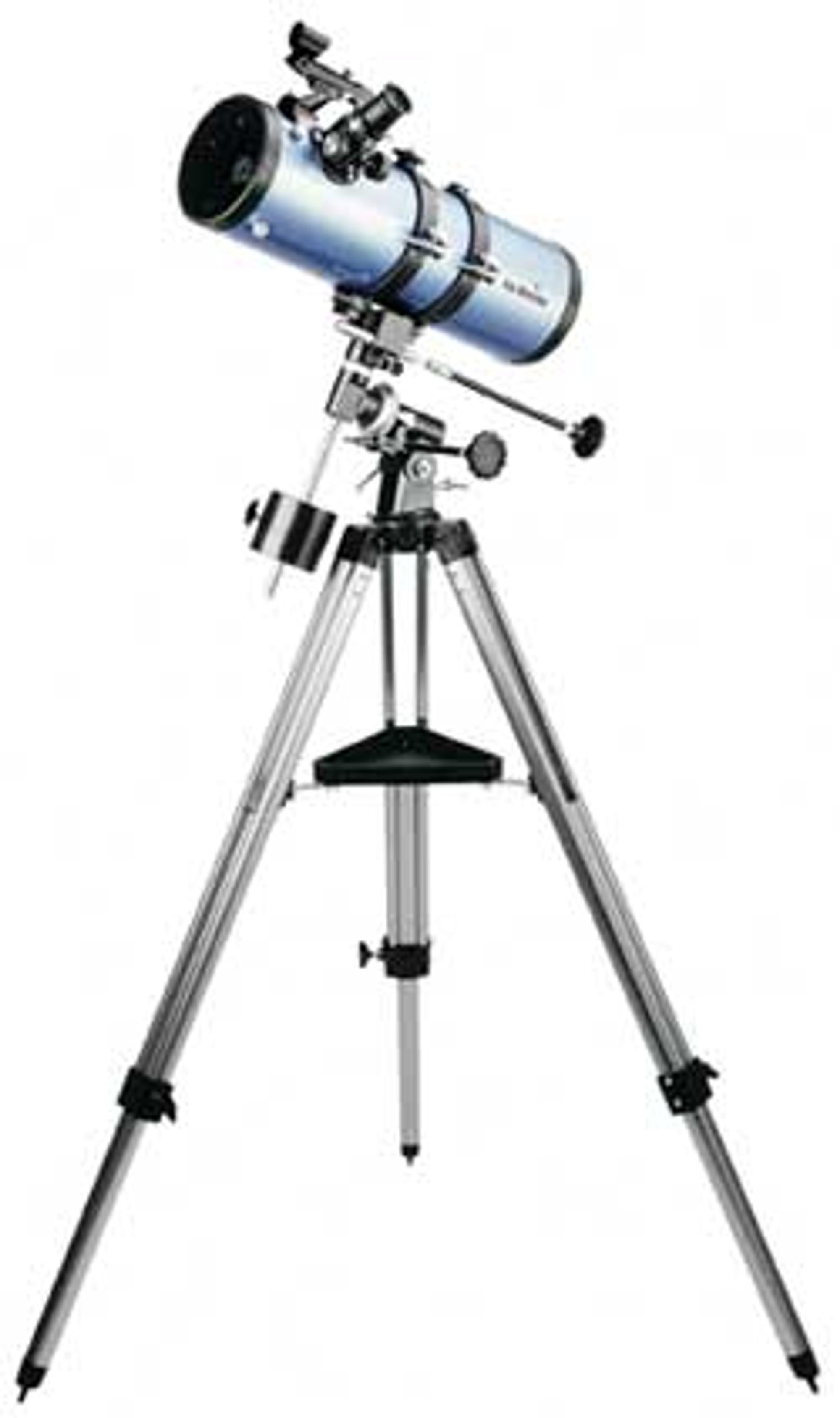 Sky-Watcher Skyhawk 114, et rimelig teleskop for nybegynnere